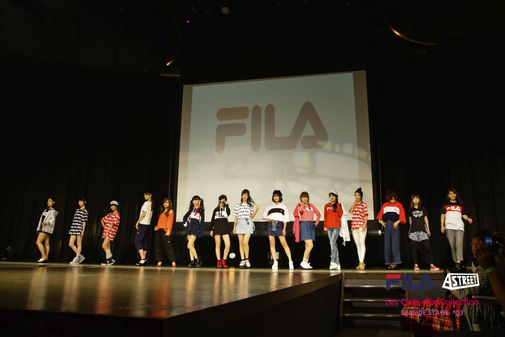 FILA by A-Street